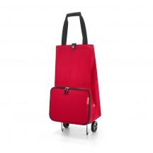 Reisenthel Foldabletrolley Wózek na zakupy czerwony