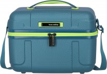 Travelite Vector Kuferek podróżny kosmetyczka niebieska