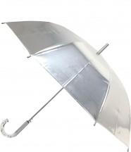Smati Parasol 97 cm srebrny