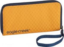Eagle Creek Essentials Organizer, portfel podróżny żółty