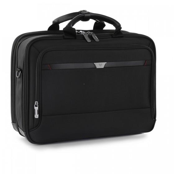 Roncato Biz 4.0 Torba na laptopa czarna
