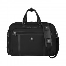 Victorinox Werks Professional Cordura Torba na laptopa czarna