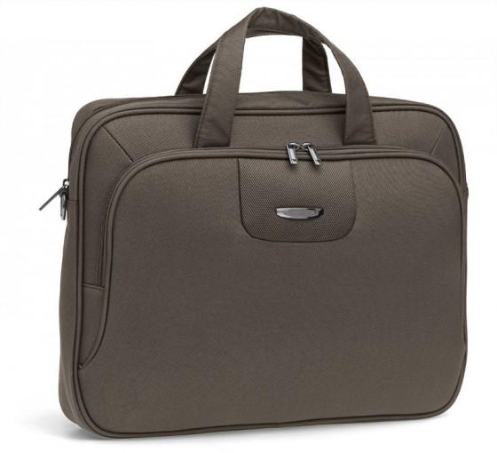 Roncato Easy Office 2013 Torba na laptopa beżowa