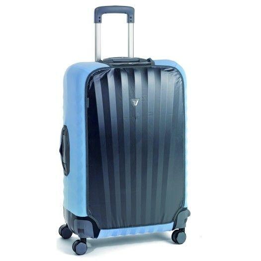 Roncato Accessories Pokrowiec zabezpieczający na walizkę średnia bezbarwny/kolor