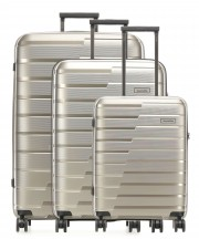 Travelite Air Base Zestaw 3 walizek szampańskich