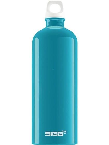 SIGG Fabulous Butelka na wodę turkusowa