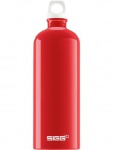 SIGG Fabulous Butelka na wodę czerwona