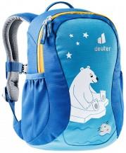 Deuter Pico Plecak dziecięcy błękitny