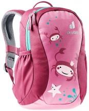 Deuter Pico Plecak dziecięcy różowy