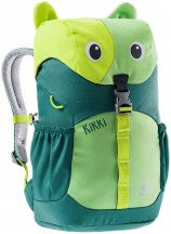 Deuter Kikki Plecak dziecięcy zielony