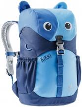 Deuter Kikki Plecak dziecięcy niebieski