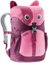 Deuter Kikki Plecak dziecięcy różowy