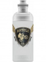 SIGG Hero Bike Bidon butelka na wodę bezbarwna