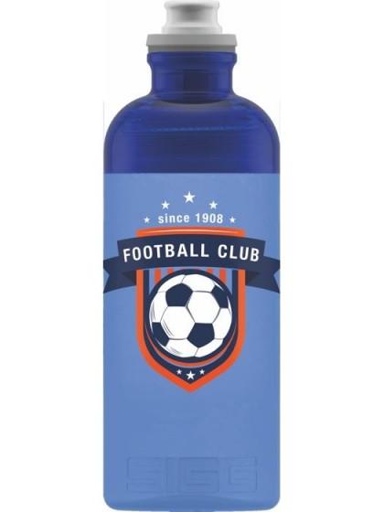 SIGG Hero Football Bidon butelka na wodę niebieska