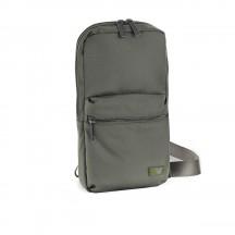 Roncato Brooklyn Revive Plecak na jedno ramię szaro-zielony