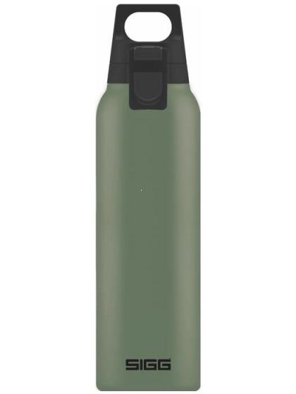 SIGG Hot & Cold Kubek termiczny zielony