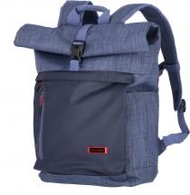 Travelite Proof Plecak miejski niebieski
