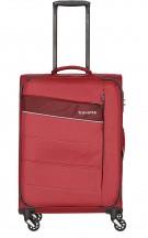 Travelite Kite Walizka średnia czerwona