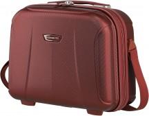 Travelite Elbe Kuferek podróżny kosmetyczka czerwona