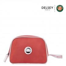 Delsey Chatelet Air Kosmetyczka czerwona
