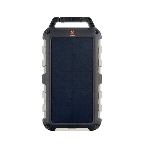 XTORM Solar Powerbank Robust 10000 mAh