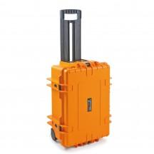B&W International Walizka specjalistyczna na kółkach Outdoor Cases pomarańczowa