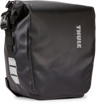 Thule Shield Pannier 13L Pair Komplet dwóch sakw rowerowych czarnych