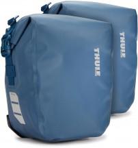 Thule Shield Pannier 13L Pair Komplet dwóch sakw rowerowych niebieskich