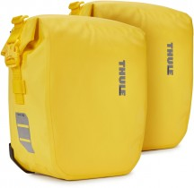 Thule Shield Pannier 13L Pair Komplet dwóch sakw rowerowych żółtych