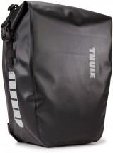 Thule Shield Pannier 25L Pair Komplet dwóch sakw rowerowych czarnych