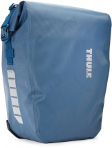 Thule Shield Pannier 25L Pair Komplet dwóch sakw rowerowych niebieskich