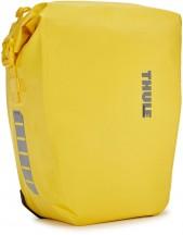 Thule Shield Pannier 25L Pair Komplet dwóch sakw rowerowych żółtych