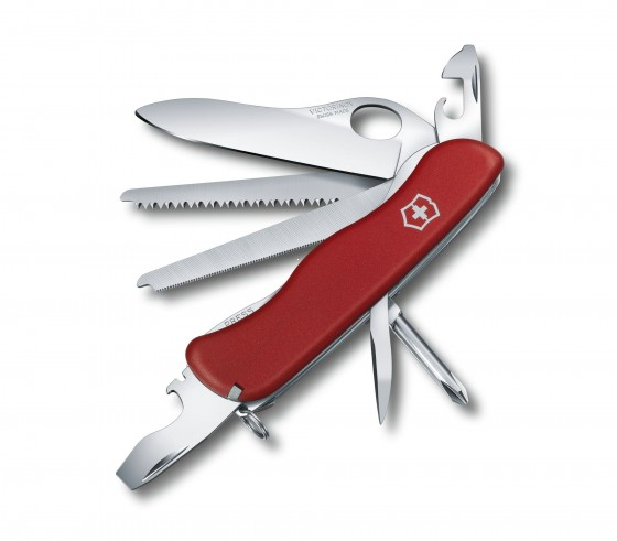 Victorinox Scyzoryk Locksmith czerwony