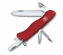 Victorinox Scyzoryk Adventurer czerwony