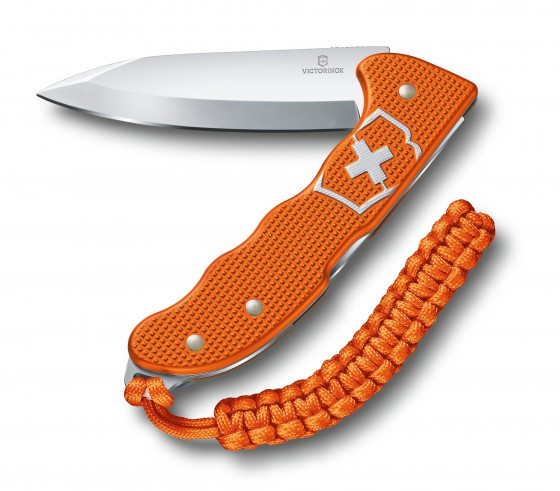 Victorinox Scyzoryk Hunter Pro Alox pomarańczowy