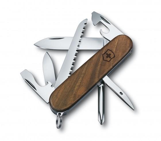 Victorinox Scyzoryk Hiker Wood drewno
