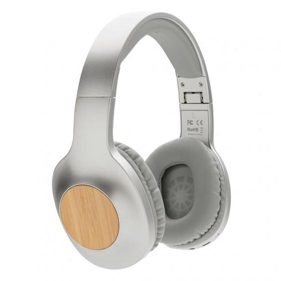XD Collection Dakota Bezprzewodowe słuchawki srebrne