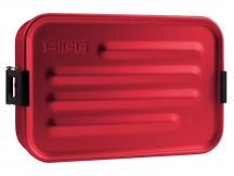 SIGG Plus S Pudełko na jedzenie czerwone