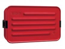 SIGG Plus L Pudełko na jedzenie czerwone