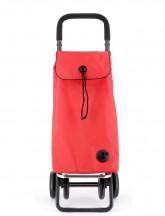 Rolser 4.2 Plus MF Wózek na zakupy czerwony