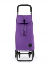 Rolser 4.2 Plus MF Wózek na zakupy fioletowy