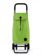 Rolser 4.2 Plus MF Wózek na zakupy limonkowy