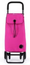 Rolser 4.2 Plus MF Wózek na zakupy jasny różowy