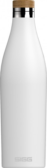 SIGG Meridian Butelka termiczna biała