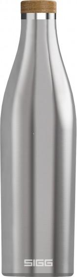 SIGG Meridian Butelka termiczna srebrna