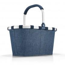 Reisenthel Carrybag Koszyk na zakupy niebieski