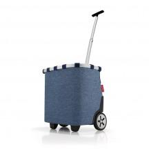 Reisenthel Carrycruiser Wózek na zakupy granatowy