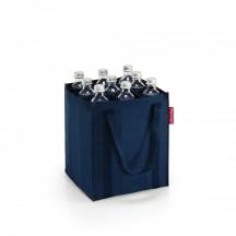 Reisenthel Bottlebag Torba na zakupy niebieska