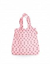 Reisenthel mini maxi shopper Torba na zakupy różowa