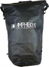 Amphibious Worek sportowy wodoodporny Tube 80L czarny